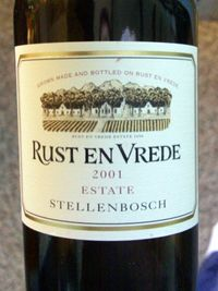 RustEnVrede_Estate_2001