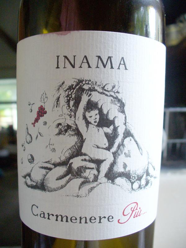 Inama_Carmenere_2006