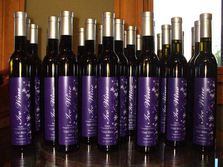 winter, Schulze Vineyards