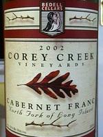 Coreycreek_cabfranc_2002