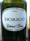 Dorigo_cabfranc_2003